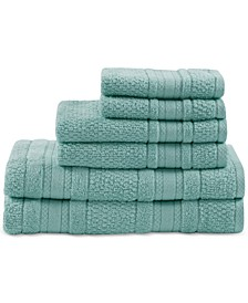 Adrien Cotton 6-Pc. Super-Soft Towel Set