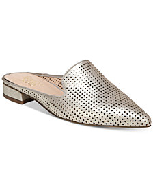 Franco Sarto Samanta 5 Pointed-Toe Mules