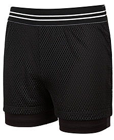 Ideology Mesh Shorts, Toddler Girls, Created for Macy's
