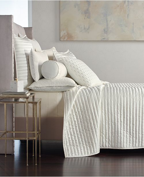 Hotel Collection Plume King Coverlet Created For Macy S