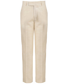 Calvin Klein Stretch Twill Pants, Big Boys