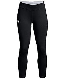 Under Armour Finale Capri Leggings, Big Girls