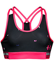 Under Armour HeatGear® Sports Bra, Big Girls