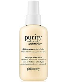 purity Made Simple Ultra-Light Moisturizer, 4.7-oz.