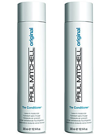 Paul Mitchell The Conditioner Duo (Two Items), 10.14-oz., from PUREBEAUTY Salon & Spa