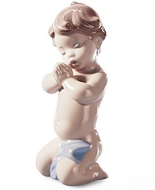 Lladro Collectible Figurine, A Child's Prayer