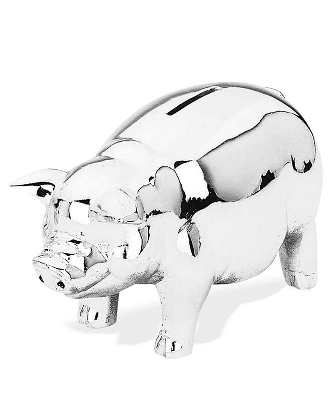 Reed & Barton Piggy Bank
