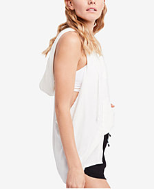 Free People FP Movement Tulum T-Back Hoodie