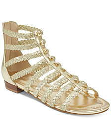 Marc Fisher Pepita Gladiator Sandals
