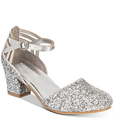 Kenneth Cole Reaction Sophia Sparkle Shoes, Little Girls (11-3) & Big Girls (3.5-7)