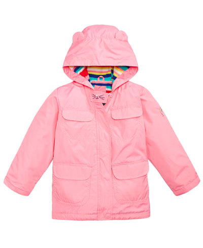 Carter's Cat Ear Rain Jacket, Toddler Girls