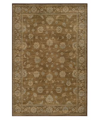 CLOSEOUT! Momeni Rugs, Belmont BE-02 Brown