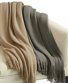 "Hallmart Collectibles 50"" x 60"" Knit Throw"
