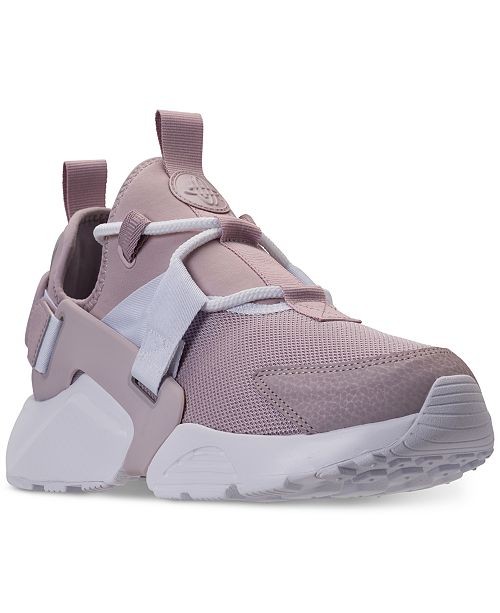 471dbdc1f1a7a ... Nike Women s Air Huarache City Low Casual Sneakers from Finish ...