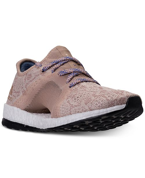 cfec7466fbd478 adidas Women s PureBoost X Element Running Sneakers from Finish Line ...
