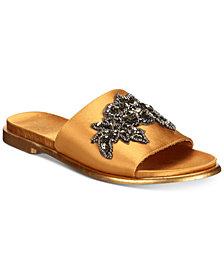 Kenneth Cole Reaction Women's Jel-Ous Flat Sandals