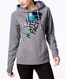 The North Face Metallic Logo Hoodie, Created for Macy's