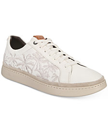 UGG® Men's Cali Low-Top Palms Leather Sneakers