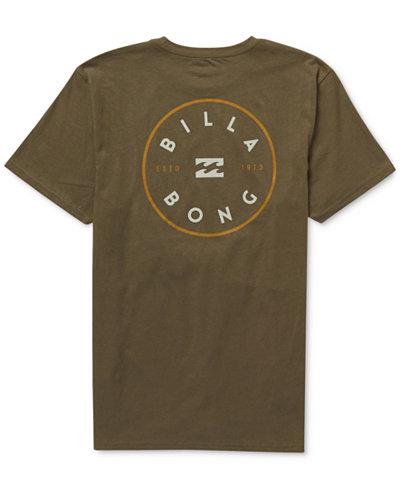Billabong Men's Rotor Graphic T-Shirt