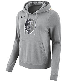 Nike Women's Cleveland Cavaliers Club City Edition Hooded Sweatshirt