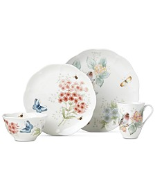 Lenox Butterfly Meadow Flutter 4-Pc. Place Setting