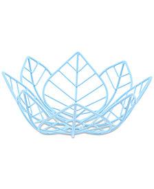 "CLOSEOUT! Thirstystone Metal Wire 8"" Lotus Bowl"