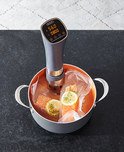 Crux 14636 Sous Vide Professional Style Cooker, Created for Macy's