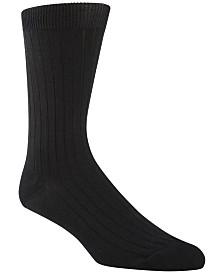 Calvin Klein Men's Ribbed Socks