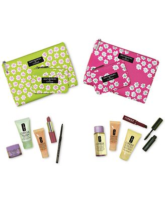 Choose your FREE 7pc Gift with $28 Clinique Purchase (A $75 Value)!