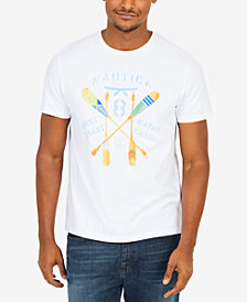 Nautica Men's Kayak Graphic-Print T-Shirt