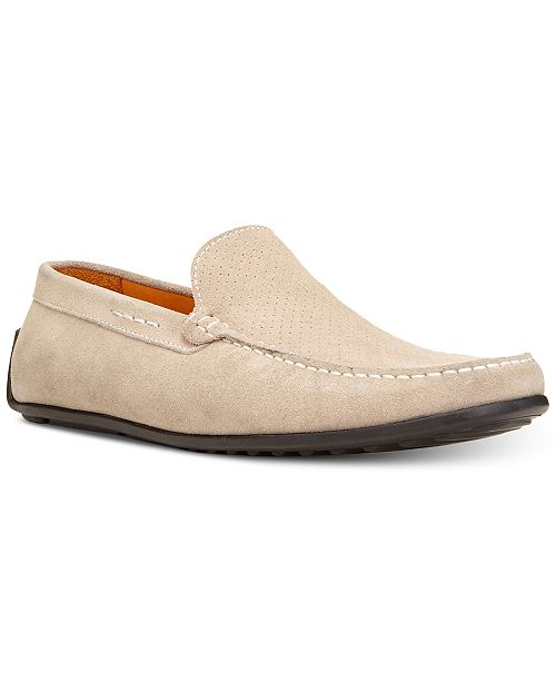 Donald Pliner Men's Iggy Suede Drivers Men's Shoes lt6aY