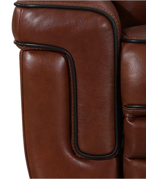 Superb Myars 47 Leather Chair Machost Co Dining Chair Design Ideas Machostcouk