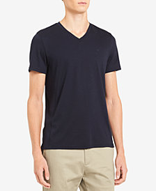 Calvin Klein Men's Liquid Touch V-Neck T-Shirt