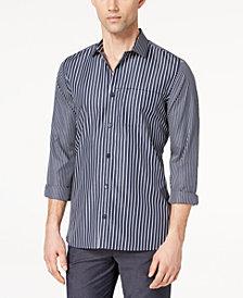 Calvin Klein Variegated Striped Shirt