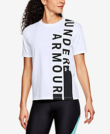 Under Armour Charged Cotton® Logo T-Shirt
