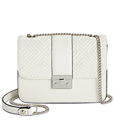 I.N.C. Quiin Chain Crossbody, Created for Macy's