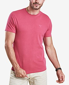 Barbour Men's Garment-Dyed T-Shirt