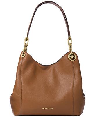 0e4c98930260 Michael Kors Fulton Large Charm Hobo & Reviews - Handbags ...
