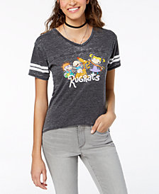 Freeze 24-7 Juniors' Rugrats Football T-Shirt