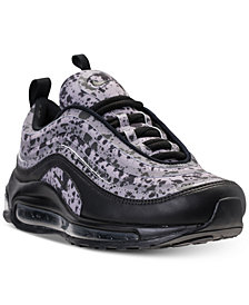 Nike Women's Air Max 97 Ultra 2017 Premium Casual Sneakers from Finish Line