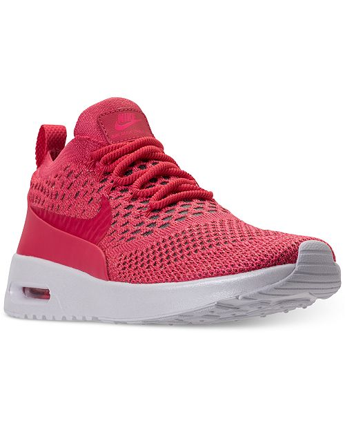 650ddd98b866 ... Nike Women s Air Max Thea Ultra Flyknit Running Sneakers from Finish ...