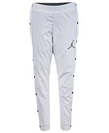 Jordan AJ 90's Snapaway Pants, Little Boys