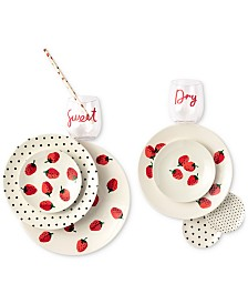 kate spade new york Strawberry Collection