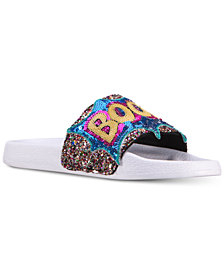 Nina Sabreena Sport Slide Sandals, Little Girls (11-3) & Big Girls (3.5-7)