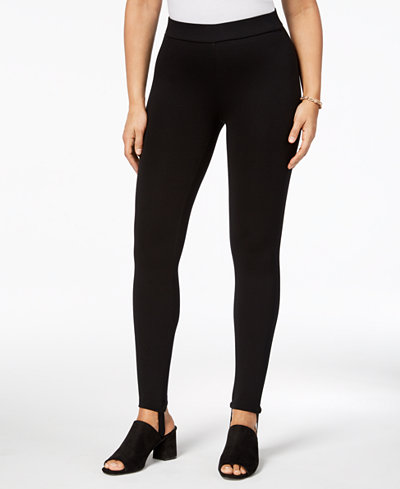 Style & Co Stirrup Leggings, Created for Macy's