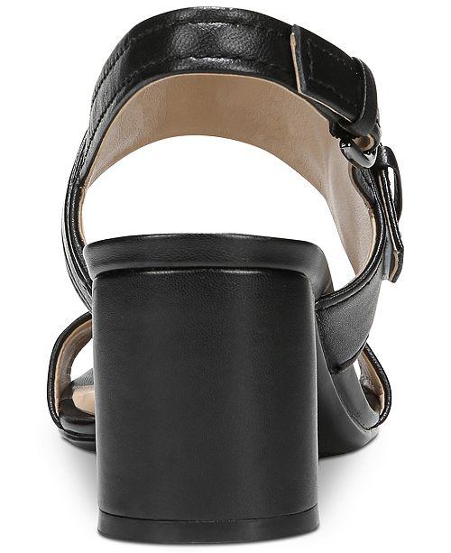 e3468a881a6e Naturalizer Camden Dress Sandals   Reviews - Sandals   Flip Flops ...