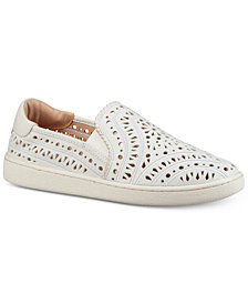UGG® Women's Cas Perforated Slip-On Sneakers