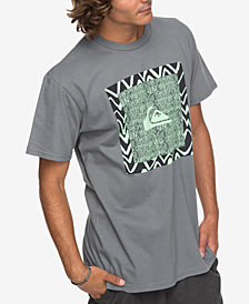 Quiksilver Men's Nano Spano Graphic T-Shirt