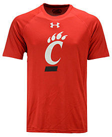 Under Armour Men's Cincinnati Bearcats 2-Hit Tech T-Shirt