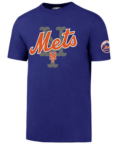'47 Brand Men's New York Mets On-Deck Rival T-Shirt